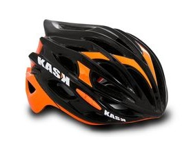 KASK HELMETS MOJITO BLACK AND ORANGE