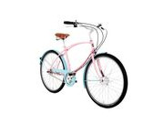 "PASHLEY TubeRider 19"" Turquoise/Pink  click to zoom image"