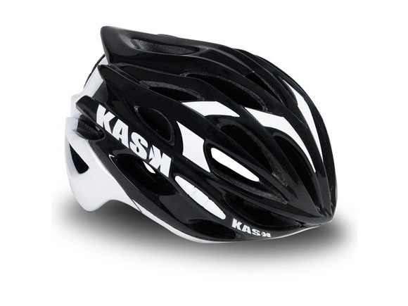 KASK HELMETS MOJITO BLACK AND WHITE click to zoom image