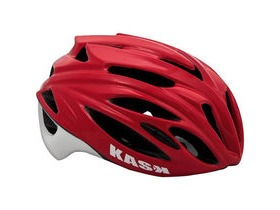 KASK HELMETS RAPIDO RED/WHITE