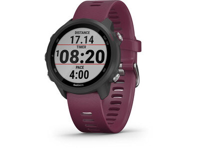GARMIN Forerunner 245 Running Watch - Berry