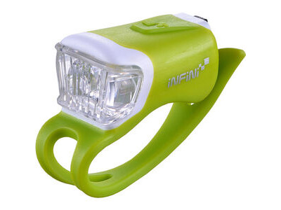 Infini Orca USB front light, green