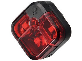Infini Aria 3 LED rear light, with batteries and bracket