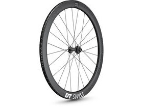 DT Swiss ARC 1100 DICUT disc, carbon clincher 48 x 17mm rim, front