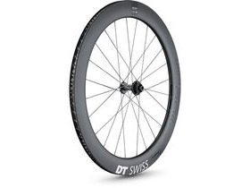 DT Swiss ARC 1100 DICUT disc, carbon clincher 62 x 17mm rim, front