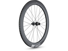 DT Swiss ARC 1100 DICUT disc, carbon clincher 62 x 17mm rim, rear