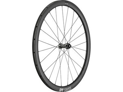DT Swiss CRC 1100 SPLINE disc, carbon tubular 38 x 26mm, front