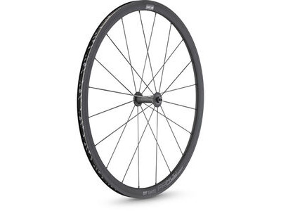 DT Swiss PR 1400 DICUT wheel Oxic clincher 32 x 18 mm QR front