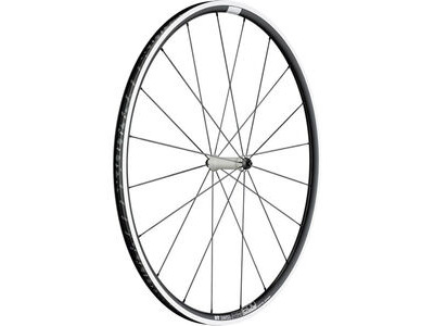 DT Swiss PR 1600 SPLINE, clincher 23 x 18mm, front