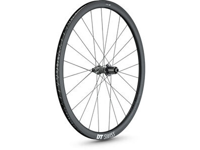 DT Swiss PRC 1400 SPLINE disc, carbon clincher 35 x 18mm rim, rear