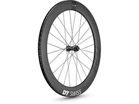 DT Swiss PRC 1400 SPLINE disc, carbon clincher 65 x 18mm rim, front