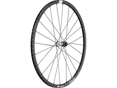 DT Swiss PR 1600 SPLINE disc, clincher 23 x 18mm, front