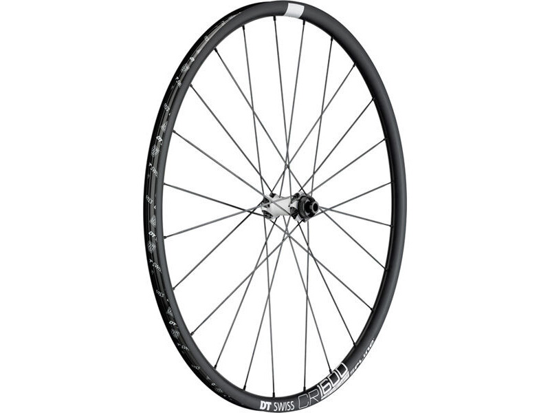 DT Swiss CR 1600 SPLINE disc, clincher 23 x 22mm, front click to zoom image