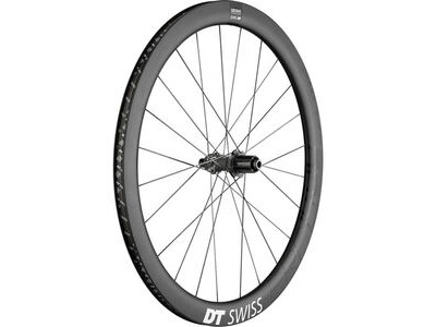 DT Swiss ERC 1400 SPLINE disc, carbon clincher 47 x 19mm, rear