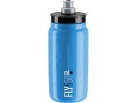Elite Fly, blue with black logo, 550 ml
