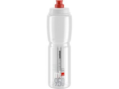 Elite Jet Biodegradable clear red logo 950 ml