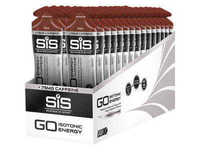 Science In Sport GO plus Caffeine Gel cola 60ml