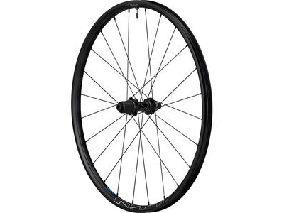 SHIMANO WH-MT600 tubeless compatible wheel, 27.5 in, 12 x 142 mm axle, rear, black