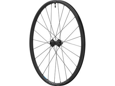 SHIMANO WH-MT601 tubeless compatible wheel, 27.5 front, black