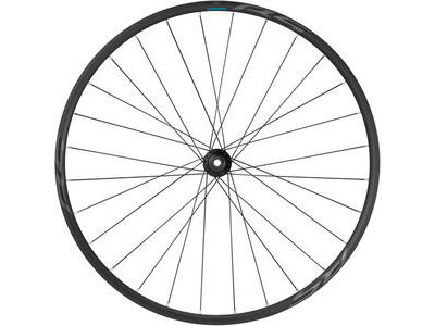 SHIMANO WH-RS171 650b wheel, 12x100mm E-thru, Center Lock disc, black, front