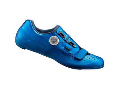 SHIMANO RC5 SPD-SL Shoes, Blue