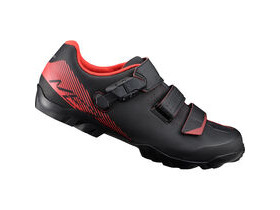 SHIMANO ME300 SPD MTB shoes, black/orange