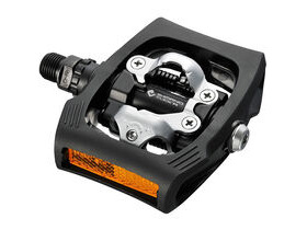 SHIMANO PD-T400 CLICK'R pedal, Pop-up mechanism, black