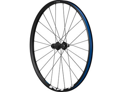 SHIMANO WH-MT500 MTB wheel, 29er, 135mm Q/R, rear, black