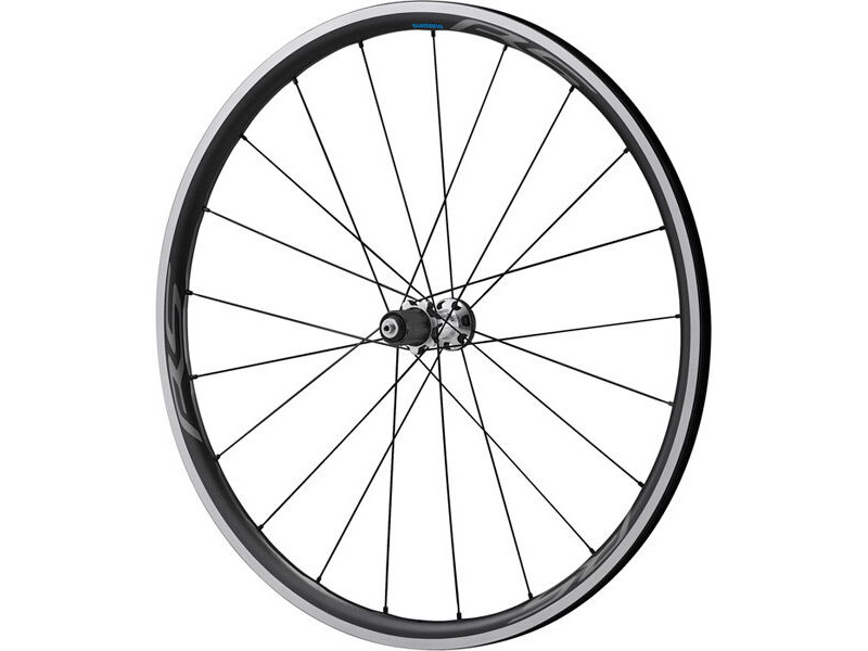 SHIMANO RS700, C30-TL, Tubeless compatible, 9/10/11-speed, 130mm Q/R axle, rear, black click to zoom image