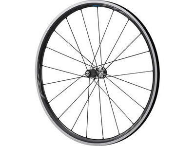 SHIMANO WH-RS700-C30-TL wheels, Tubeless ready clincher 30mm, pair Q/R