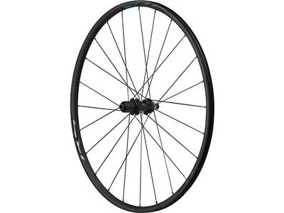 SHIMANO WH-RS370 tubeless compatible clincher wheel, 12 x 142 mm thru axle, rear, black