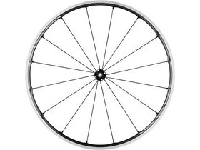 SHIMANO WH-RS81-C24-TL wheel, Tubeless ready clincher 24mm, front