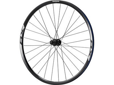 SHIMANO WH-RX010 disc road wheel, clincher 24mm, 11-speed, black, rear