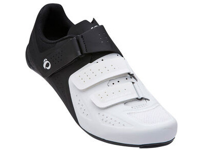 Pearl Izumi Men's SELECT Road v5 White/Black