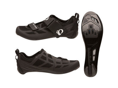 Pearl Izumi Men's, Tri Fly Select V6, Black/Shadow Grey