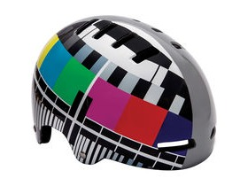 Lazer Street test card grey large helmet 2014