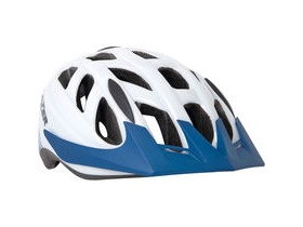 Lazer Cyclone white / blue