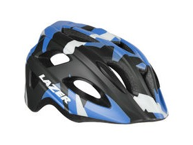 Lazer Nutz blue camo uni-size youth
