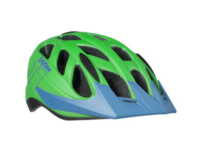 Lazer J1 green / blue uni-size youth
