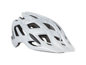 Lazer Ultrax matt white / silver medium 2016