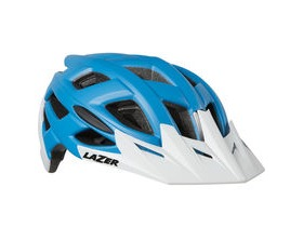 Lazer Ultrax matt blue / white