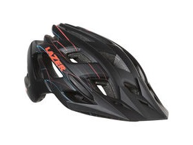 Lazer Lara black swirls women's