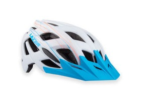 Lazer Lara white swirls women's