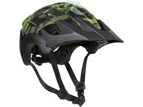 Lazer Revolution with MIPS matt camo / black