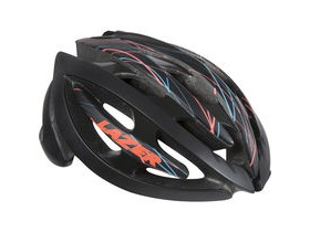 Lazer Grace II black swirls women's