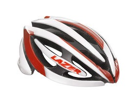 Lazer Genesis red / white large 2016