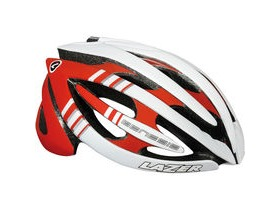 Lazer Genesis red /white large 2013