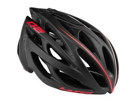 Lazer O2 black red-line DLX small 2016