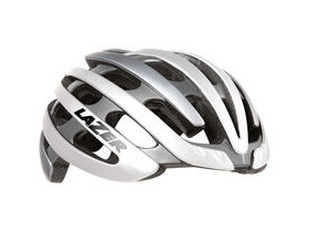 Lazer Z1 British Cycling Aeroshell white / silver