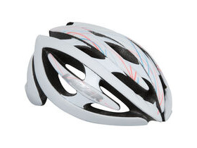 Lazer Grace II LifeBEAM white swirls ANT+ & Bluetooth large 2016